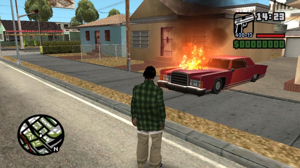 Chimera ENB Mod GTA