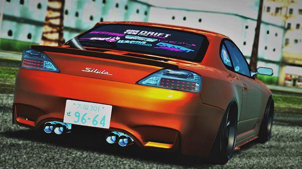 Nissan Silvia s15 GTA San Andreas