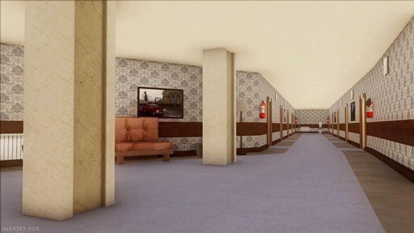 Отель МТА провинция