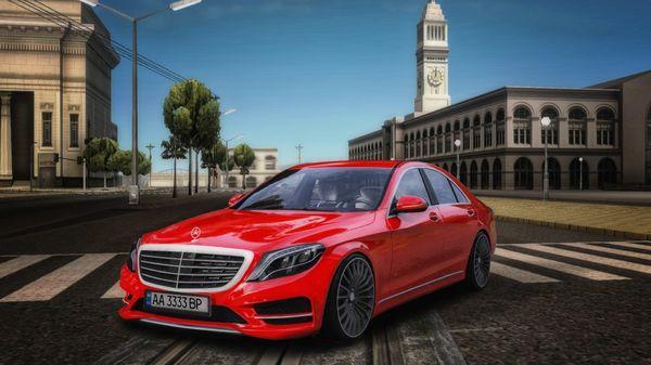 Mercedes MTA Radmir GTA